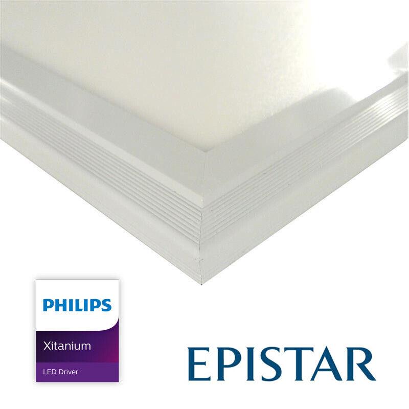 LED Panel Einlegeleuchte Premium 62,5cmx62,5cm 40W 3000K weiß