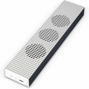 Ventola-di-raffreddamento-Xbox-One-Console-Triple-COOLER-HUB-USB-DOPPIA-PORTA-BIANCO