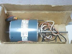 Ge 5kcp39rgu723as new commercial motor 3738hs 1 2 hp 1075 for Ge commercial motors 5kcp39fg