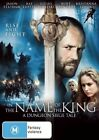In the Name of the King - A Dungeon Siege Tale (DVD, 2008)
