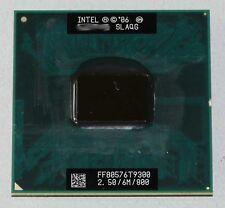 Intel Core 2 Duo T9300 2.5 GHz Dual-Core 6M 800MHz CPU Socket P Processor