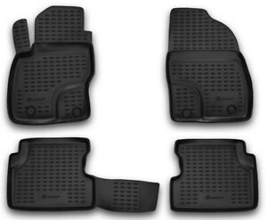 Fully Tailored 4 Piece Car Mat Set For Ford Focus MK4 2018
