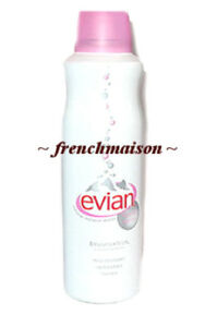 5-5oz-Evian-Mineral-Water-Facial-Spray-New-FREE-Garnier-Thiebaut-Mitt-GIFT