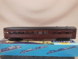 HO-SCALE-ATHEARN-PENNSYLVANIA-STREAMLINED-OBSERVATION-4-4