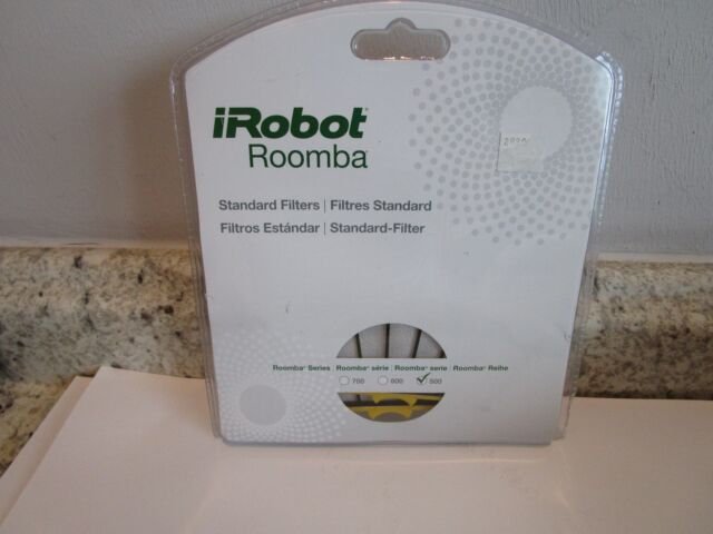 NEW 3 Genuine OEM iRobot Roomba 800 900 Series Replacement HEPA Filters NIP
