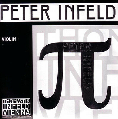 Peter Infeld Violin String Set 4/4  Gold  E-Silver D