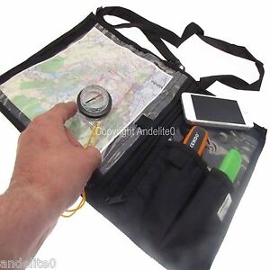 Army-Issue-Map-Case-For-Hiking-Climbing-Cadets-Scouts-Military-and-all-outdoors