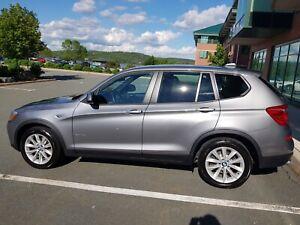 2015 BMW X3 -