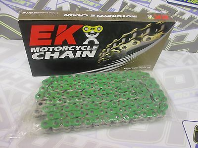 102 Links~2008 Yamaha YFM700R Raptor SE~EK Chains 520 SRX Quadra X-Ring Chain