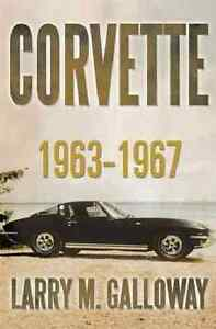 Corvette-1963-1967-Book-Design-Assembly-Build-Problems-Softcover-NEW