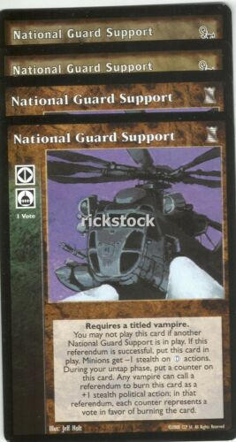 National Guard Support x4 KoT FN