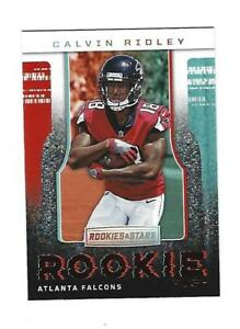 new products 70463 48cae Details about Calvin Ridley 2018 Panini R & S Rookie Rush Card. # RR-8,  Atlanta