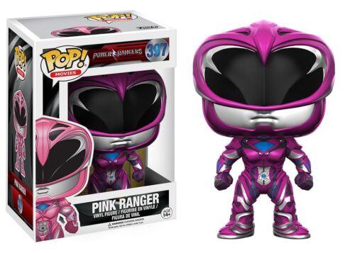 Power Rangers Pink Ranger 397 Funko POP Movie