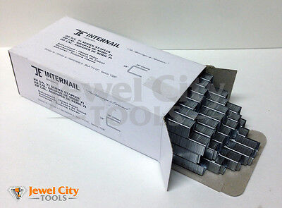 "C series C06-10M Upholstery 22 Gauge 3//8/"" Crown 3//8/"" Fine Wire Staples 71"