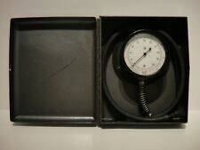 Vintage Marshalltown Instruments Gauge Ounces Of Water With Metal Box Steampunk