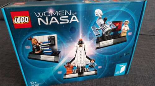 Brand New Factory Sealed LEGO Ideas 21312 WOMEN OF NASA 231 Pieces In Hand