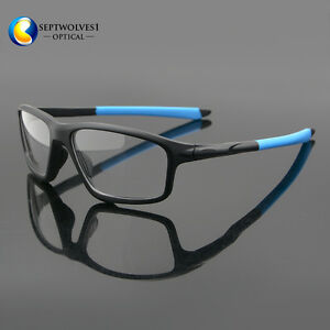 259297e382 Image is loading Designer-Sporty-Fashion-TR90-Driving-Eyeglasses -Frames-Optical-