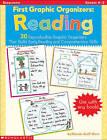 First Graphic Organizers: Reading: 30 Reproducible Graphic Organizers That Build Early Reading and Comprehension Skills by Rhonda Graff, Rhonda Graff Silver (Paperback / softback)