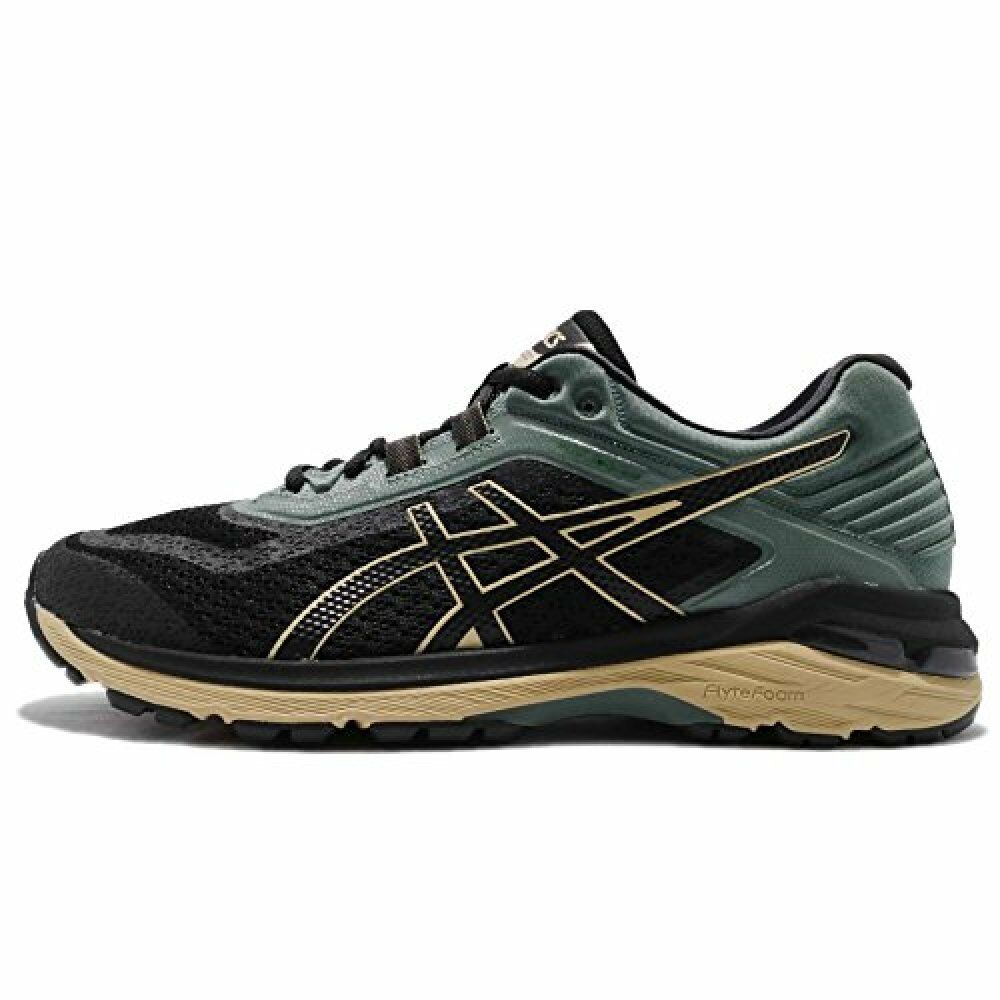 ASICS 2018 Mens GT-2000 6 Trail PlasmaGuard Lightweight Road Running Sports shoes