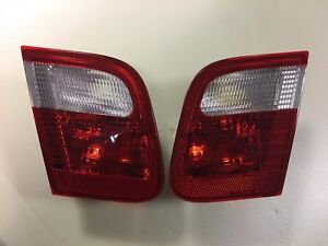 BMW-3-Series-E46-1999-2001-SALOON-Rear-Inner-Tail-Lights-Lamps-LEFT-and-RIGHT