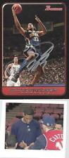 danny granger signed card autographed indiana pacers proof topps phoenix suns