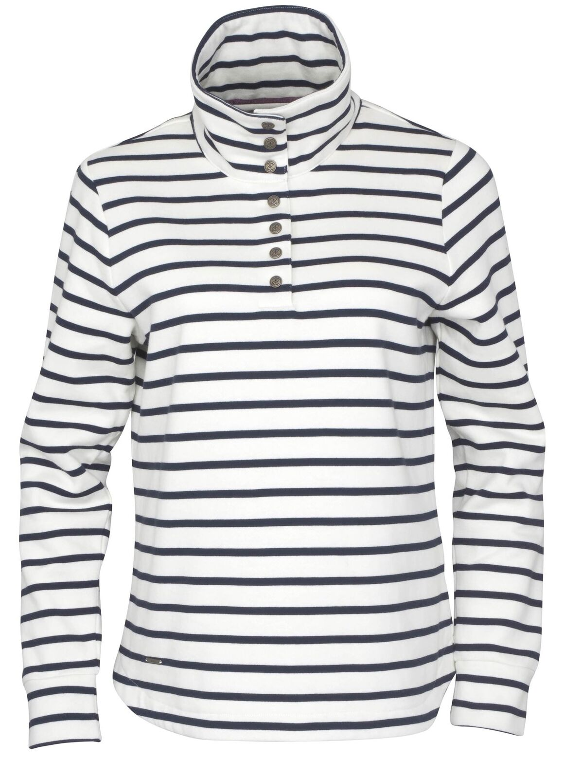 Toggi  Beverley Ladies Horse Riding Equestrian Stable Yard Striped Sweatshirt  100% genuine counter guarantee