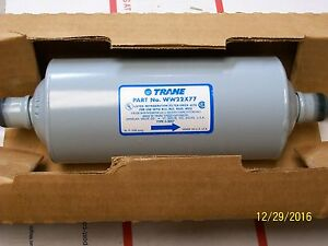 Details about *NEW* TRANE / SPORLAN REFRIGERATION FILTER DRIER TYPE C-30E7  , WW22X77