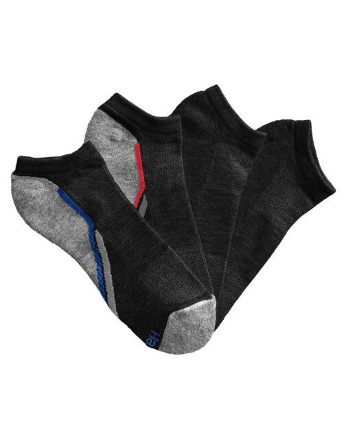 Pack of 12 Hanes Mens No Show Socks