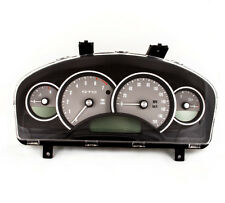 04-06 Pontiac GTO Holden Commodore 200mph Instrument Gauge Cluster Silver Gray