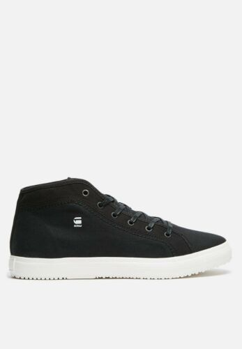 Kendo G Mens star Denim Sneakers 11 Nib Chaussures Taille Nous Noir Mid Mix Raw Chaussures 5XZqxwdx