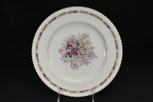 Johnson-Brothers-Queen-039-s-Bouquet-Dinner-Plate