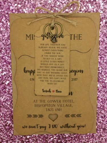 Shabby Chic Vintage Wedding Invitation Bundle Rustic