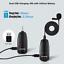 microfono mini inalambrico de para celular iphone samsung android camara solapa