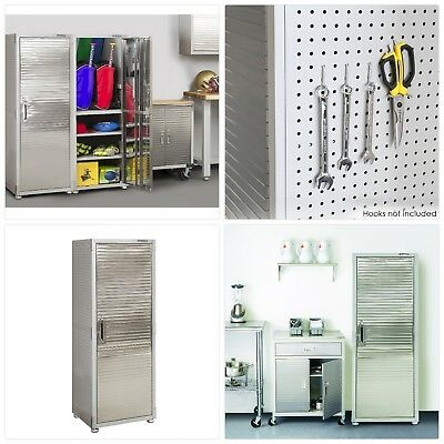 Seville Classics UltraHD™ Commercial Heavy-Duty Tall Storage Cabinet