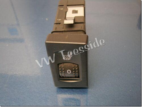 1 x Genuine VW Passat 1997-2005 Left Heated Seat Heating Switch 3B0963563C 01C