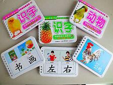 3 LEARN CHINESE LANGUAGE ANIMALS WORD PIN YIN BOOK ENGLISH CHILDREN BEGINNER A7