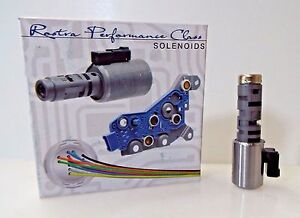 Details about  NEW 09G 09D O9g TF60 TF61SN TR60SN Linear EPC Solenoid Black  Connector SmallCan