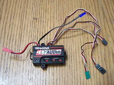 Traxxas Slash 2wd or 4wd On-Board Audio Sound Control Speaker Module System  OBA | eBayeBay
