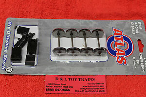 7036-Atlas-O-2-Rail-Conversion-Kit-NEW-IN-Package