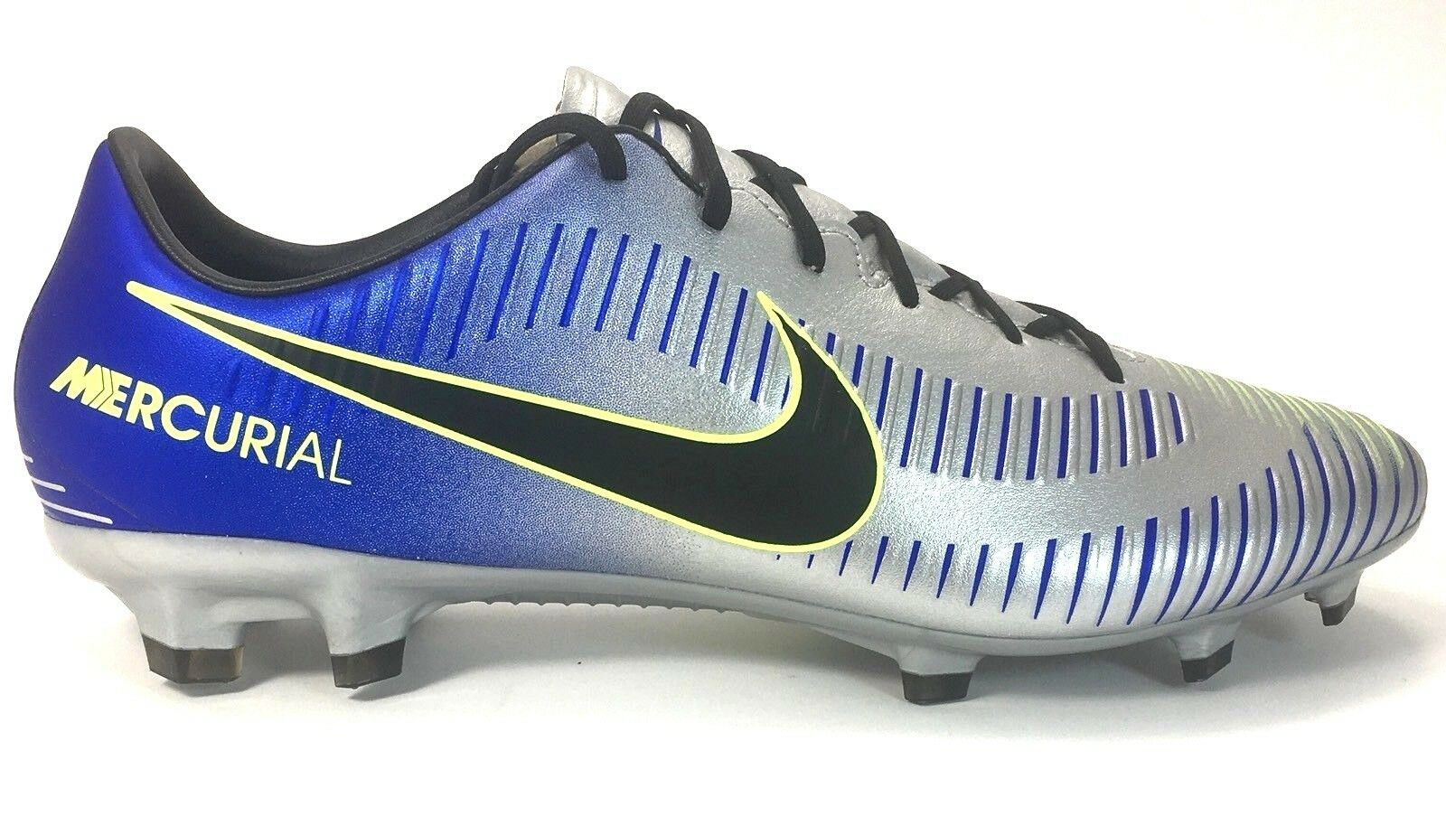 97770471e23 Nike Mercurial VELOCE III NJR FG Men s Size 9 Soccer Cleats 921505 ...
