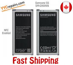 Original OEM Samsung Galaxy S5 Active Replacement NFC EB-BG900BBU 2800mAh G870