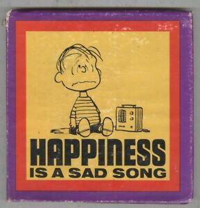 Happiness-is-a-Sad-Song-Peanuts-1967-VG