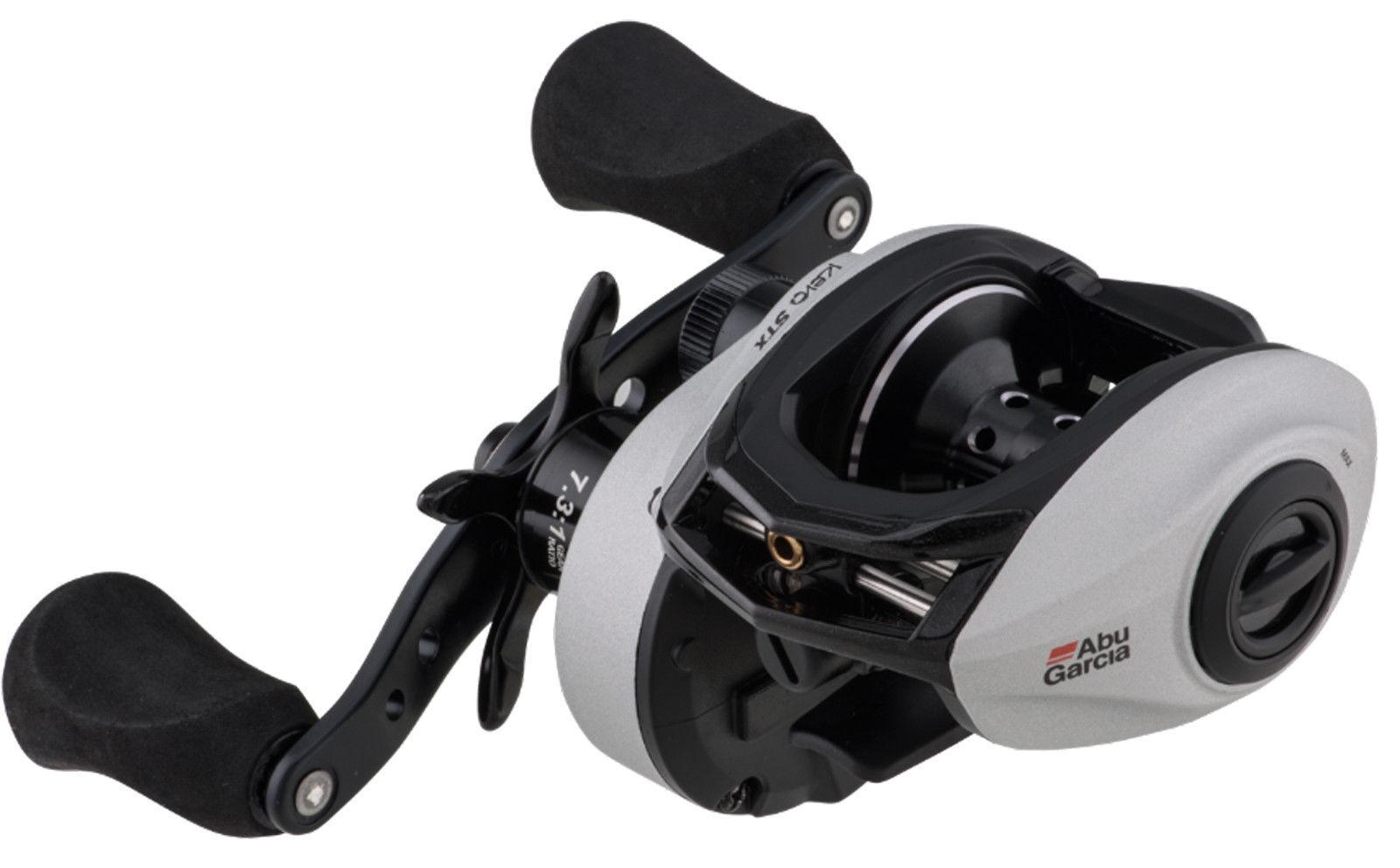 New Abu Garcia Gen 4 Revo STX RH 6.6:1 Baitcast Fishing Reel REVO4STX RH STX 17e6ed