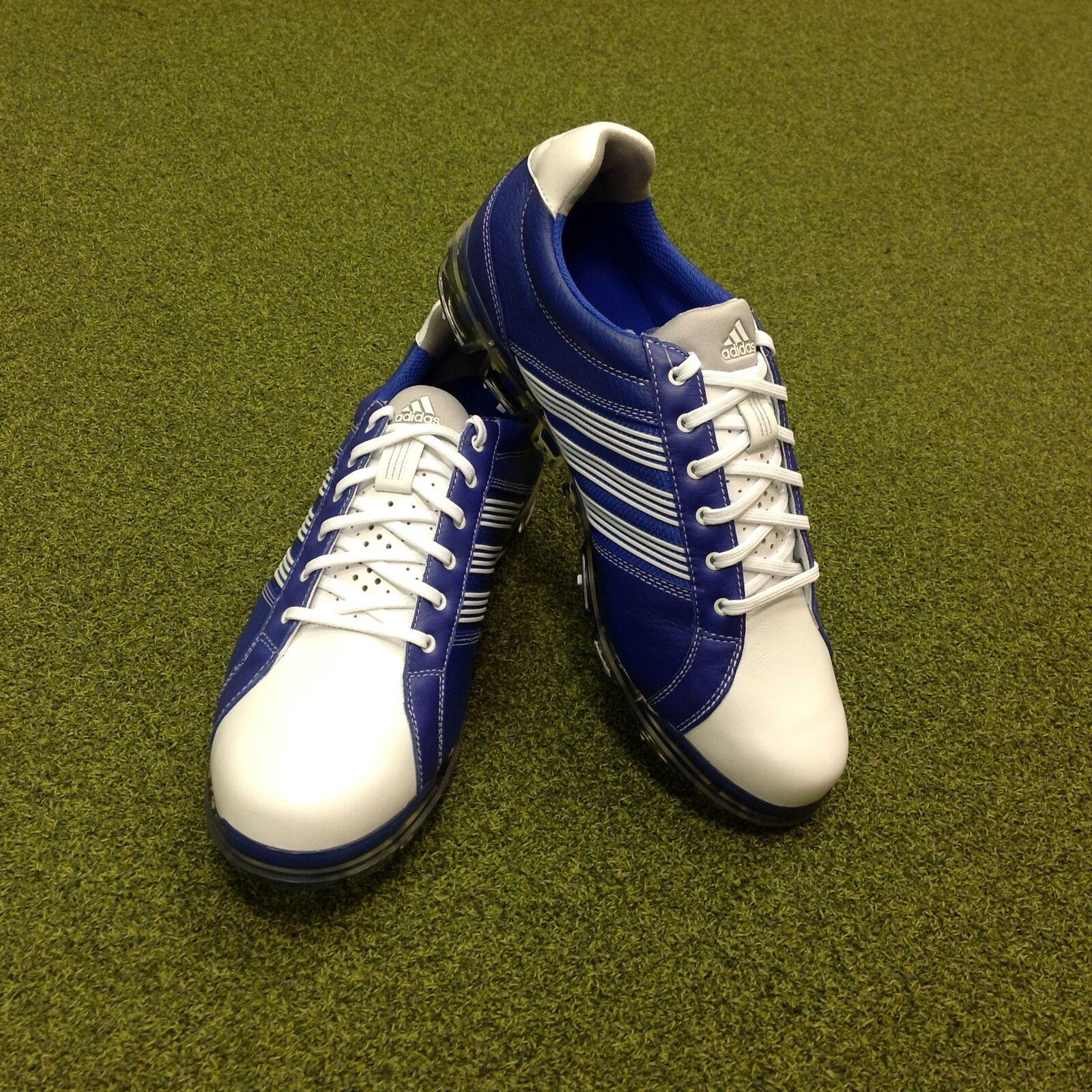 Nouveau Adidas US Adipure tour en cuir chaussures de golf-taille US Adidas 9-/3 6da8c1