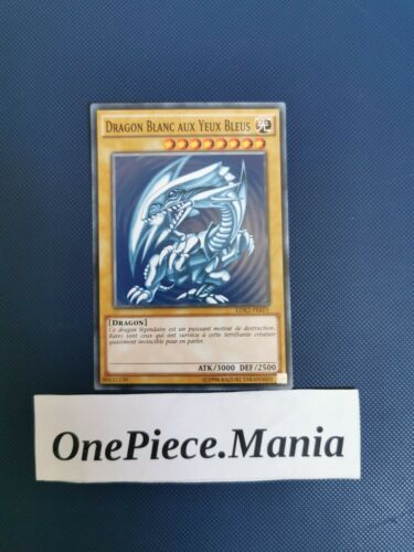 Dragon blanc aux yeux bleus LDK2-FRK01 Yu-gi-oh