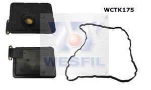 WESFIL Transmission Filter FOR Kia SOUL 2009-ON A4CF2//G4FA WCTK144