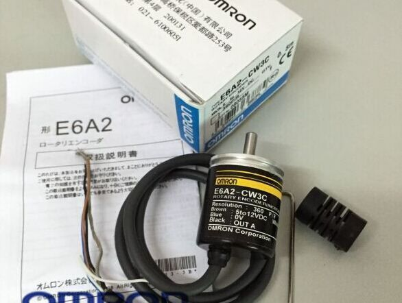 E6A2-CW5C E6A2 CW5C 360P R 1Pcs NEW OMRON Encoder free shipping   LRR