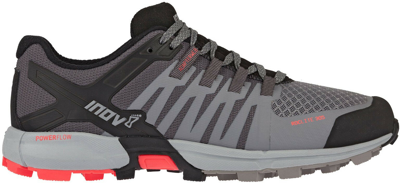 Inov8 Roclite 305 Womens Trail Running shoes - Grey