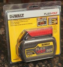 DEWALT DCB606 20/60V MAX FLEXVOLT 6.0 Ah Battery Pack New
