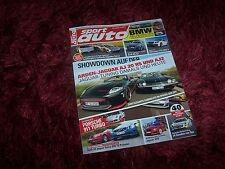 """Catalogue """"tiré à part"""" / """"Reprint""""  Brochure JAGUAR XKR ARDEN AJ20 RS //"""